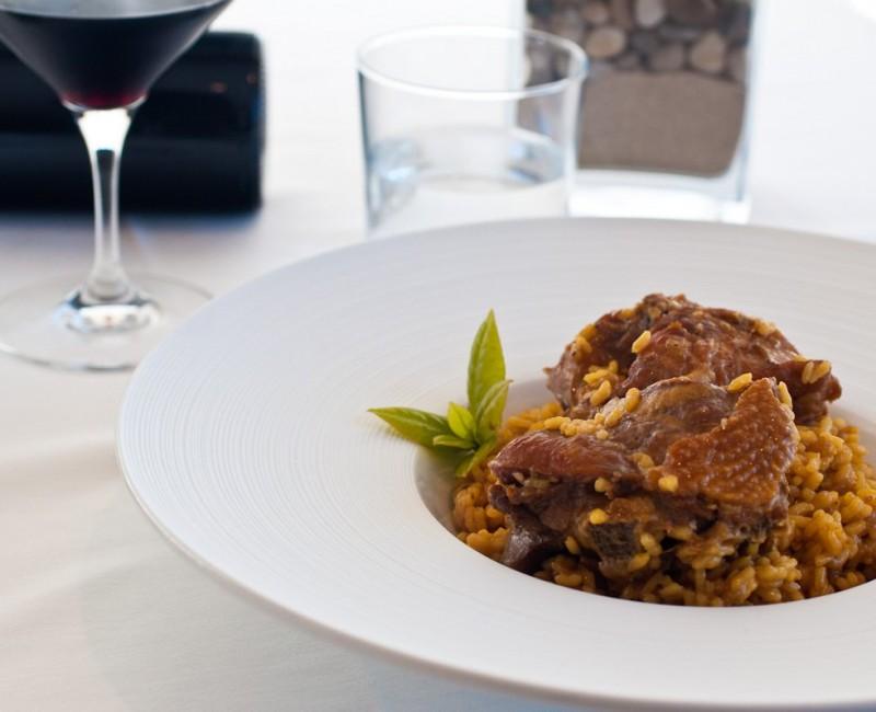 El Restaurante de La Farola del Mar