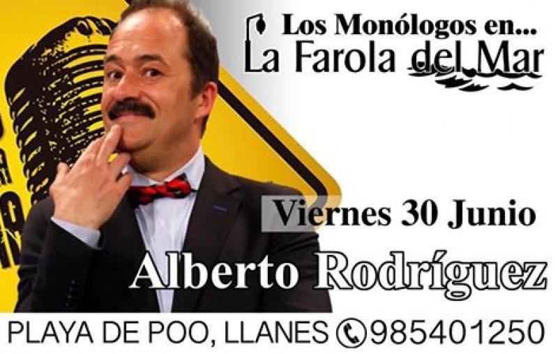 Actuación de Alberto Rodriguez el 30 de Junio