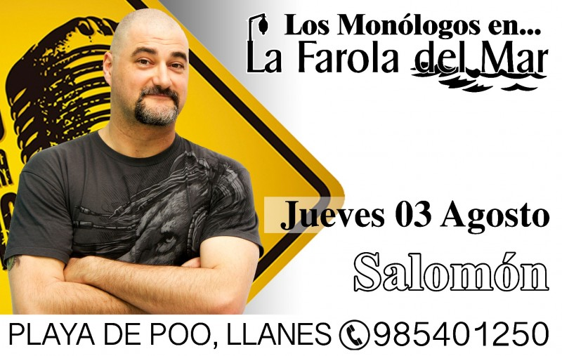 Los Monólogos - Salomón (3 de agosto)