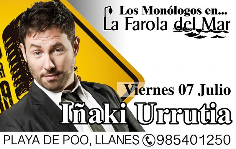 Los Monólogos - Iñaki Urrutia (7 de Julio)
